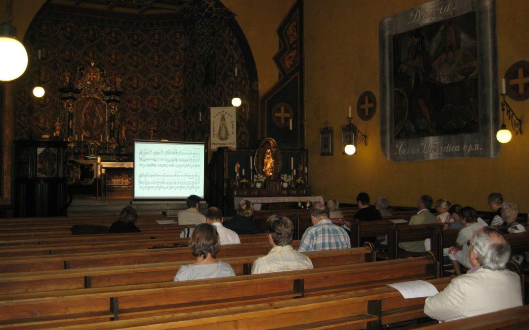 Concours de composition pour orgue 2012