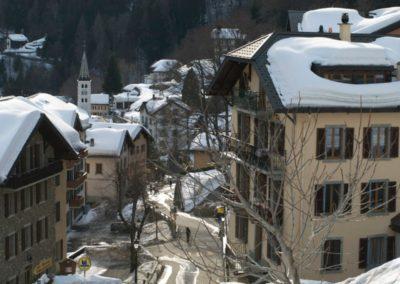 Finhaut, le village
